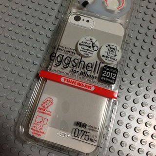 TUNEWEAR eggshell for iPhone 5